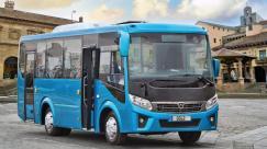 ПАЗ начал производство автобуса нового поколения